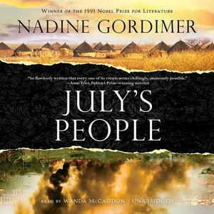 July's People - Nadine Gordimer - cover