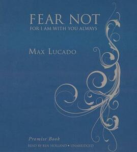 Fear Not Promise Book: For I Am with You Always - Max Lucado - cover