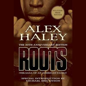 Roots: The Saga of an American Family - Alex Haley - cover