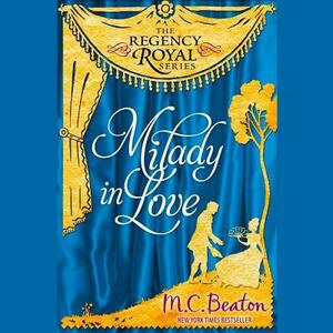 Milady in Love - M C Beaton Writing as Marion Chesney - cover