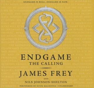 Endgame: The Calling: The Calling - James Frey,Nils Johnson-Shelton - cover