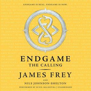 Endgame: The Calling: The Calling - James Frey,Nils Johnson-Shelton - cover