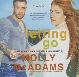 Letting Go - Molly McAdams - cover