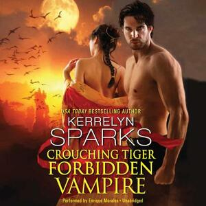 Crouching Tiger, Forbidden Vampire - Kerrelyn Sparks - cover