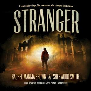 Stranger - Rachel Manija Brown,Sherwood Smith - cover