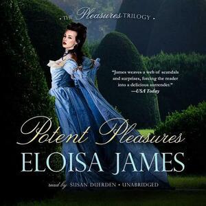 Potent Pleasures - Eloisa James - cover