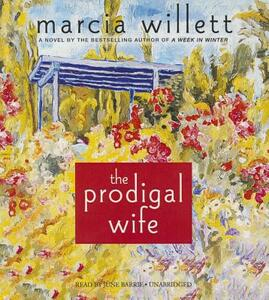 The Prodigal Wife - Marcia Willett - cover