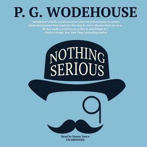 Nothing Serious - P G Wodehouse - cover