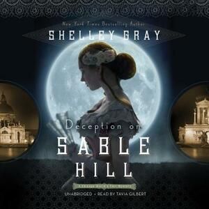 Deception on Sable Hill - Shelley Shepard Gray - cover