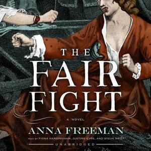 The Fair Fight - Anna Freeman - cover