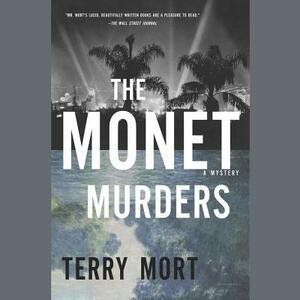 The Monet Murders - Terry Mort - cover