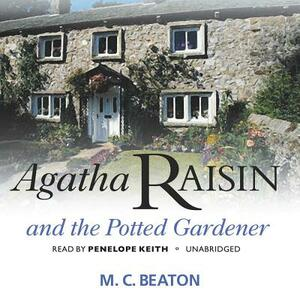 Agatha Raisin and the Potted Gardener - M C Beaton - cover