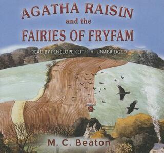 Agatha Raisin and the Fairies of Fryfam - M C Beaton - cover