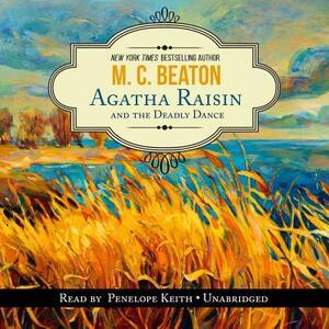 Agatha Raisin and the Deadly Dance - M C Beaton - cover