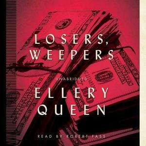 Losers, Weepers - Ellery Queen - cover