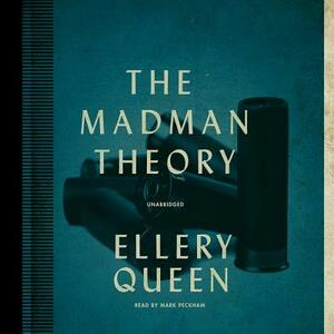 The Madman Theory - Ellery Queen - cover