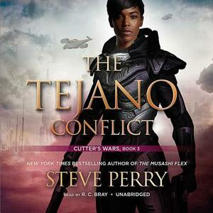 The Tejano Conflict: Cutter's Wars - Steve Perry - cover