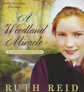 A Woodland Miracle: An Amish Wonders Novel - Ruth Reid - cover