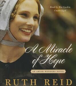 A Miracle of Hope: The Amish Wonders Series - Ruth Reid - cover