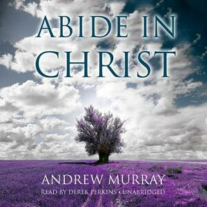 Abide in Christ - Andrew Murray - cover