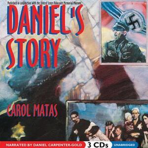Daniel S Story - Carol Matas - cover