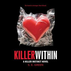Killer Within - S E Green - cover