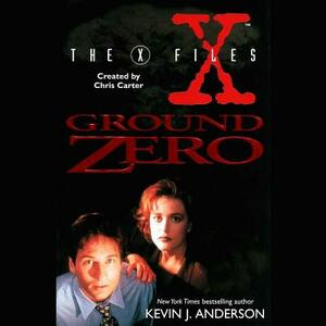 Ground Zero - Kevin J Anderson - cover
