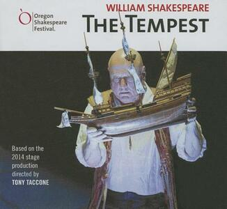 The Tempest - William Shakespeare - cover