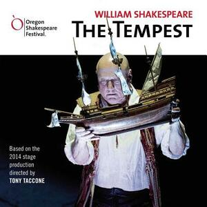The Tempest - William Shakespeare - cover