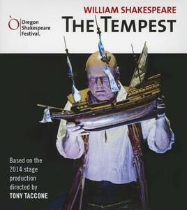 Tempest - William Shakespeare - cover