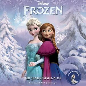 Frozen: The Junior Novelization - Disney Press - cover