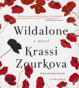 Wildalone - Krassi Zourkova - cover