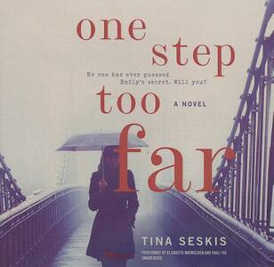 One Step Too Far - Tina Seskis - cover