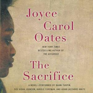 The Sacrifice - Joyce Carol Oates - cover