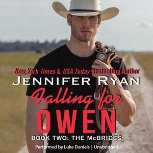 Falling for Owen: Book Two: The McBrides - Jennifer Ryan - cover