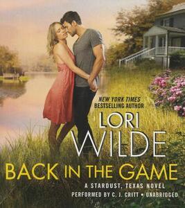 Back in the Game - Lori Wilde - cover