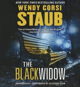 The Black Widow - Wendy Corsi Staub - cover