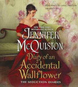 Diary of an Accidental Wallflower: The Seduction Diaries - Jennifer McQuiston - cover