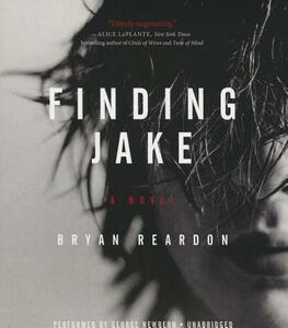 Finding Jake - Bryan Reardon - cover