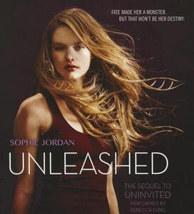Unleashed - Sophie Jordan - cover