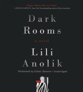 Dark Rooms - Lili Anolik - cover