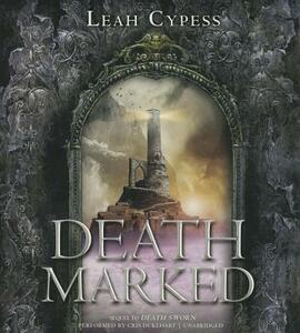 Death Marked - Leah Cypess - cover