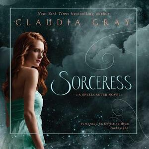 Sorceress: A Spellcaster Novel - Claudia Gray - cover