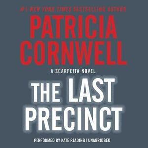 The Last Precinct - Patricia Cornwell - cover