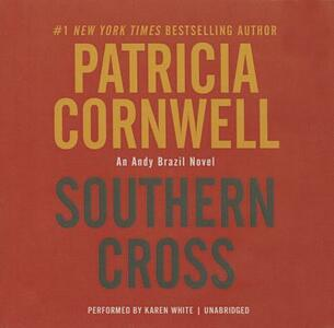 Southern Cross - Patricia Cornwell - cover