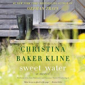 Sweet Water - Christina Baker Kline - cover