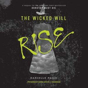 The Wicked Will Rise - Danielle Paige - cover