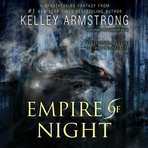 Empire of Night - Kelley Armstrong - cover