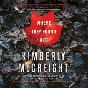 Where They Found Her - Kimberly McCreight - cover