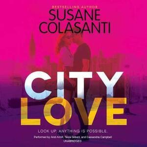 City Love - Susane Colasanti - cover